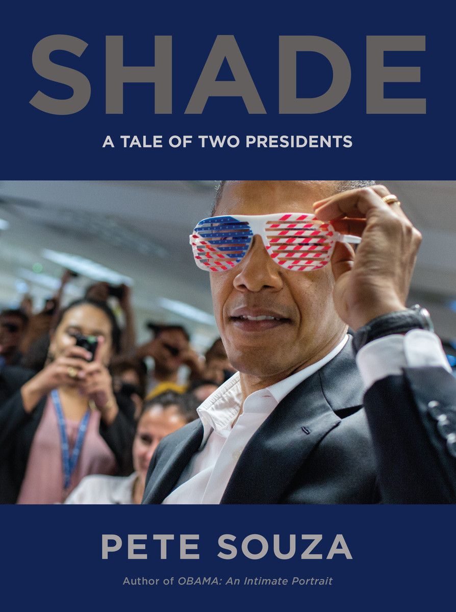 shade a tale of two presidents pete souza photography