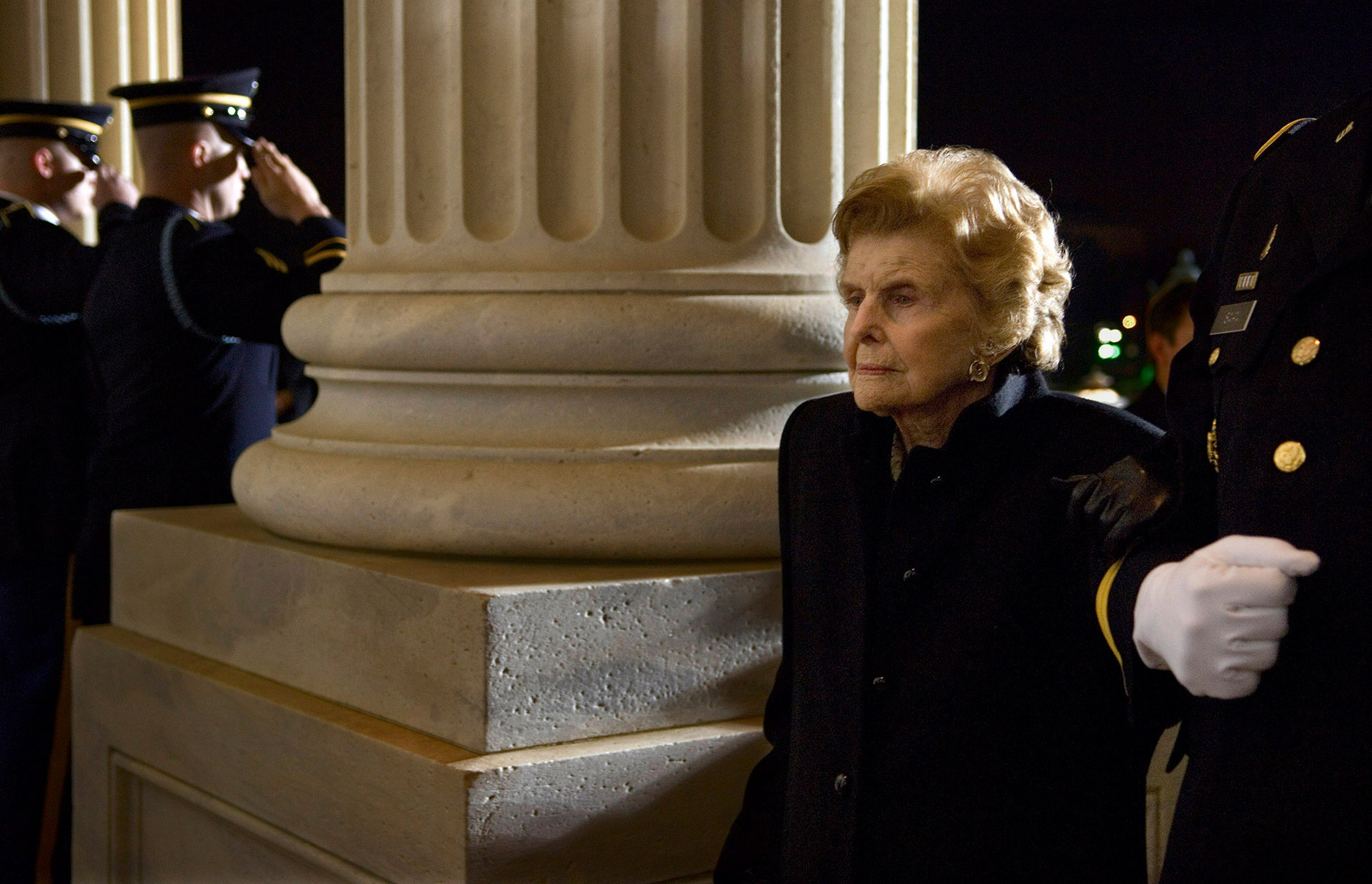 Former First Lady Betty Ford 2007