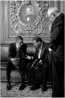 Meeting with then Rep. (now Sen.) Sherrod Brown.
