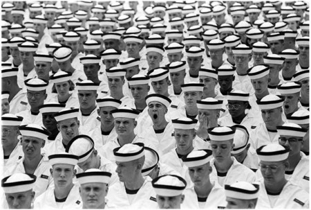 An essay on Plebe Summer (the six-week indoctrination period) at the U.S. Naval Academy in Annapolis.
